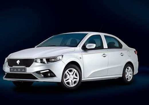 تارا ستاره جدید صنعت خودرو ایران