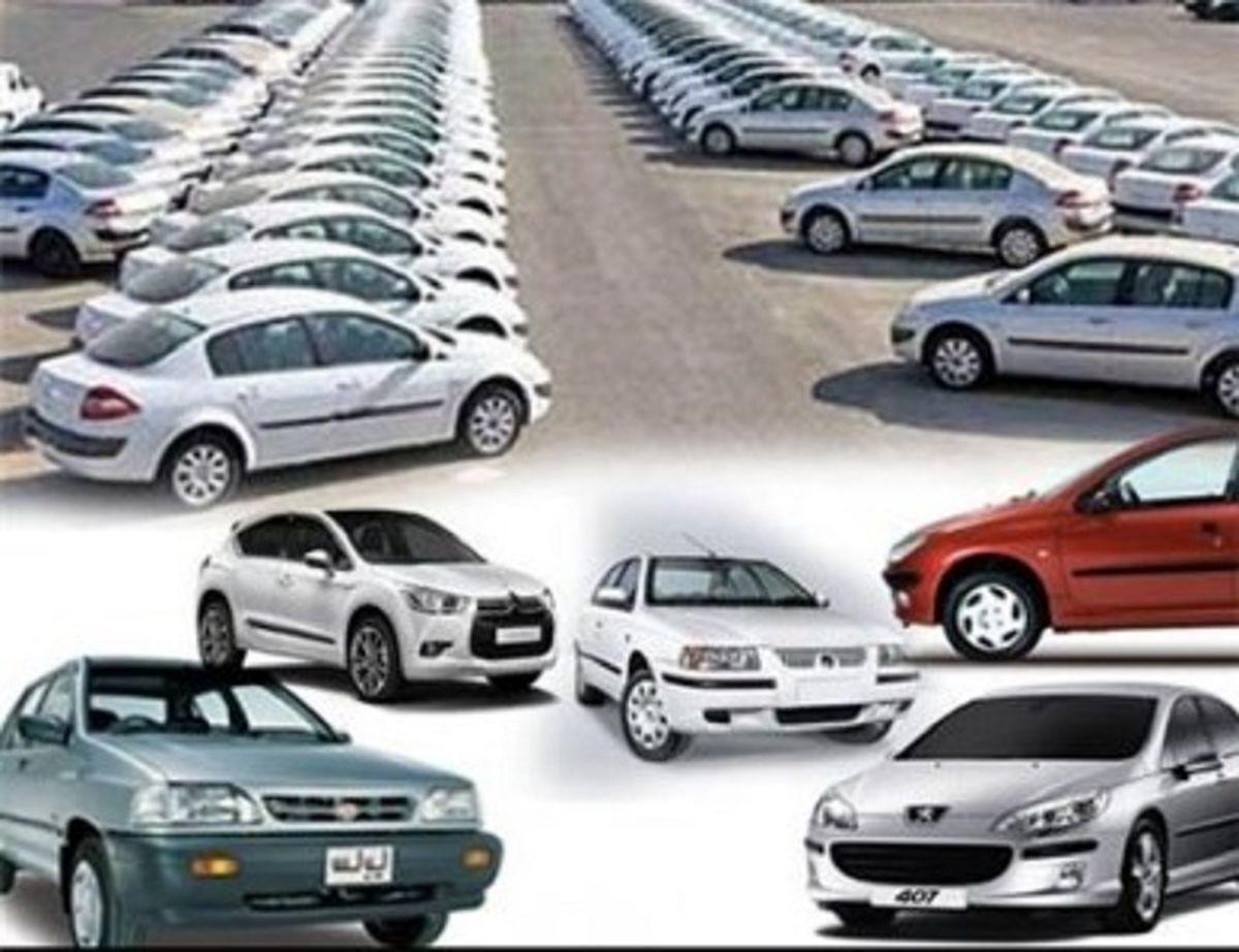 قیمت خودرو امروز شنبه 4 مرداد + جدول