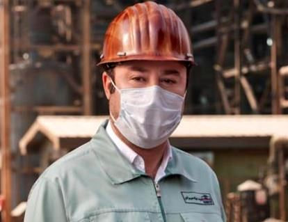 رشد تولید فولاد هرمزگان در سه ماهه نخست سال جاری