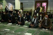 مراسم بزرگداشت مقام جانبازان و ایثارگران برگزار شد