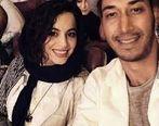 بازیگر پایتخت از همسر جوانش رونمایی کرد + عکس