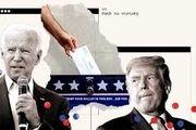 نتیجه انتخابات امریکا مشخص شد + جزئیات