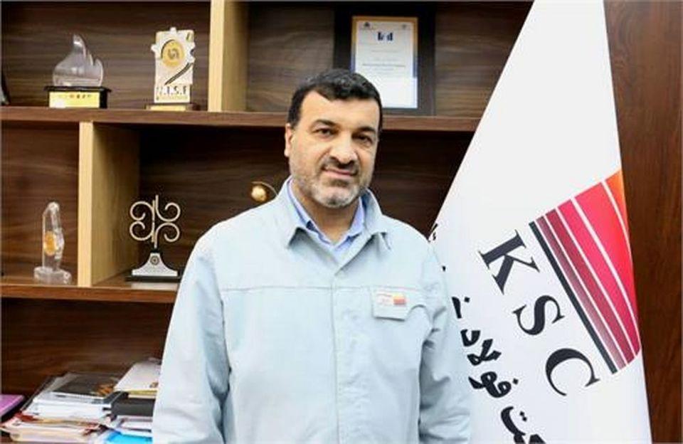 بهار پربار تولید شمش فولاد خوزستان