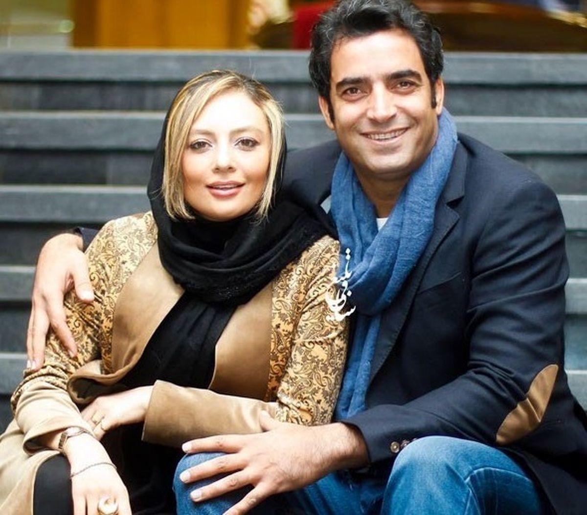 مهریه عجیب یکتا ناصر + عکس و بیوگرافی