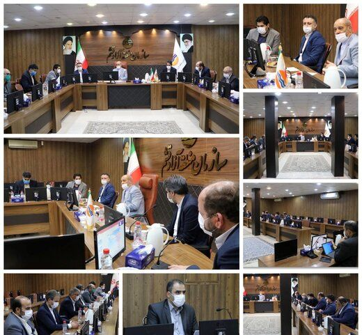 برگزار ی اولین جلسه کمیته برگزاری همایش سرمایه گذاری طرح های شهر درگهان