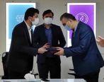 برگزاری مراسم تودیع و معارفه سرپرست مدیریت  بیمه دی استان اردبیل