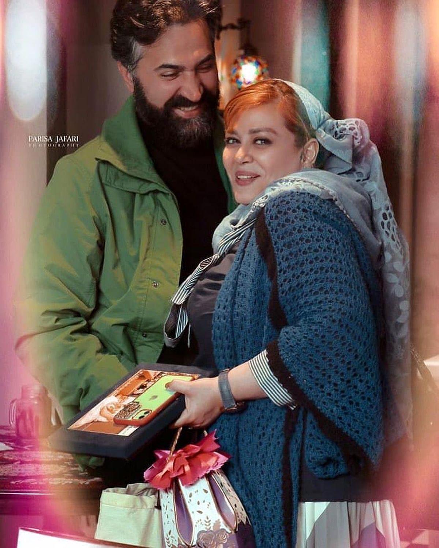 هدیه لاکچری و گران قیمت بهاره رهنما برای ولنتاین لو رفت + عکس