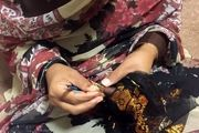 برگزاری سیزدهمین آزمون تئوری و عملی صنایع دستی ویژه هنرمندان قشم