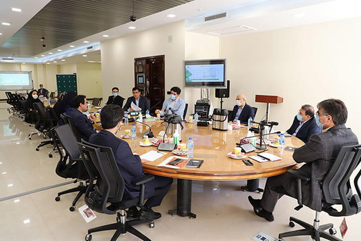 عملکرد و برنامههای مدیریتهای بینالملل و سازمان و روشها تشریح شد