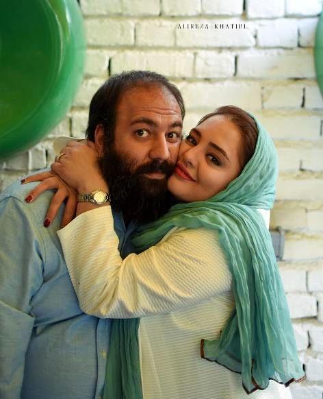 عکس های جنجالی مراسم ازدواج لاکچری نرگس محمدی + تصاویر