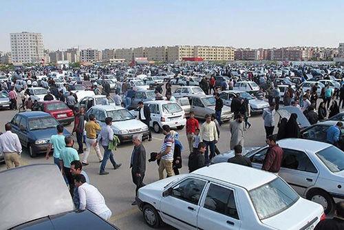 کاهش ۱۰ تا ۴۰میلیون تومانی قیمت خودرو در بازار