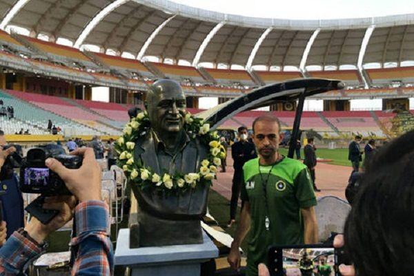 ساخت بزرگترین پروژه فوتبالی بعد از انقلاب اسلامی به همت شرکت فولاد مبارکه