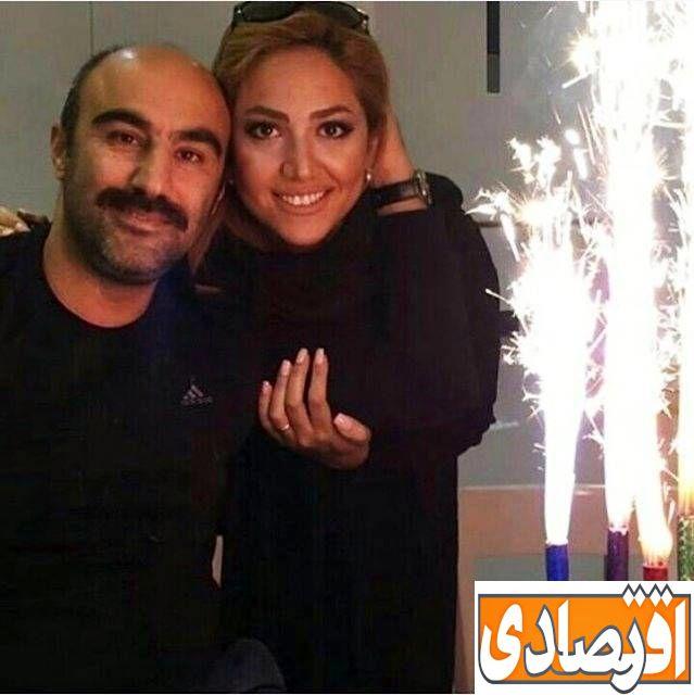 عاشقانه های محسن تنابنده و همسر دومش لورفت !؟ + تصاویر