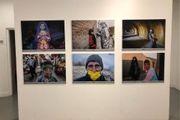 درخشش آثار دومین جشنواره عکس کیش در خانه هنرمندان ایران