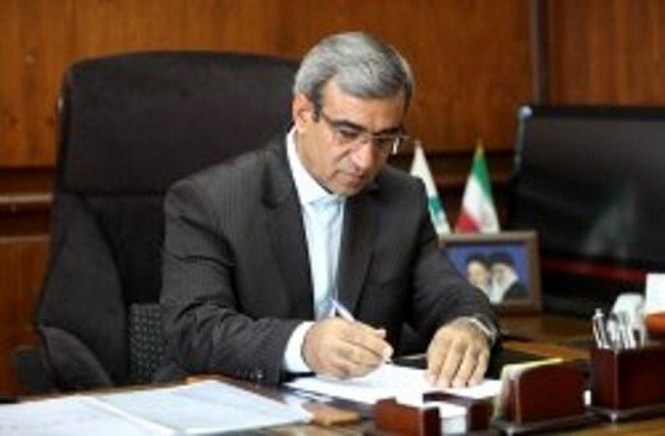پیام تبریک مدیرعامل سازمان منطقه آزاد کیش به مناسبت میلاد حضرت فاطمه زهرا (س)