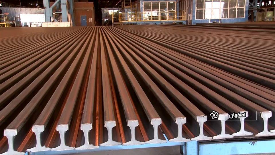 افزایش ۸۴ درصدی فروش محصولات کارخانه ذوب آهن