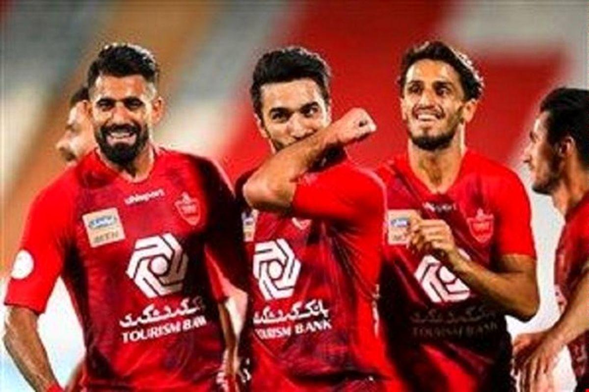 پرسپولیس در فینال لیگ قهرمانان آسیا با حمایت بانک گردشگری