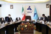 برگزاری نشست شورای اطلاع رسانی سازمان های تابعه وزارت صمت در ایدرو