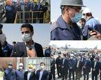 قلب مجموعه سنگ آهن مرکزی ایران – بافق با قدرت تمام به تپش در آمد / پروژه گندله سازی سه چاهون با موفقیت استارت خورد
