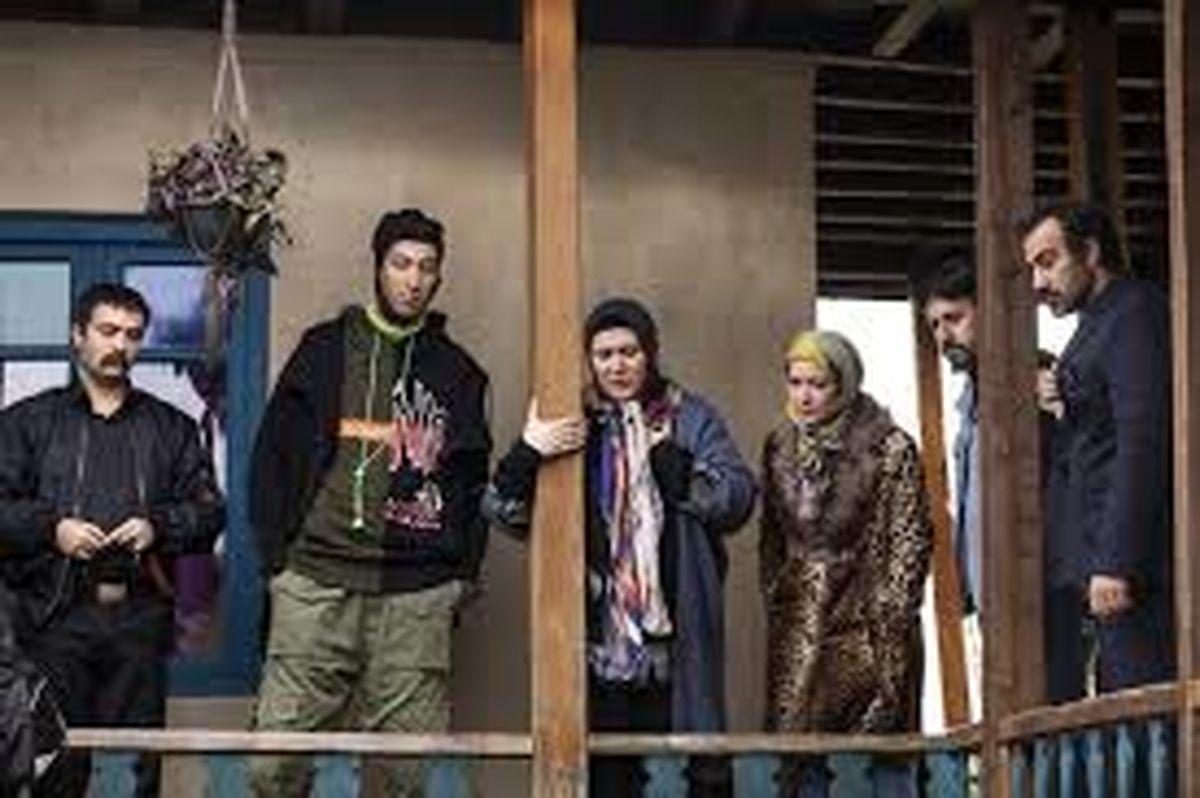 پایتخت 6 | بوسه جنجالی فهیمه در توئیتر جنجال به پا کرد + عکس