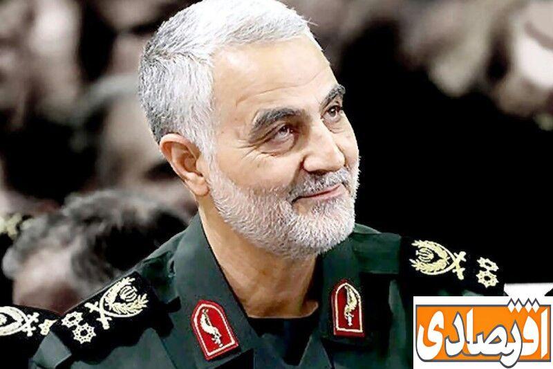 تصویر دیده نشده  از سردار سلیمانی + عکس