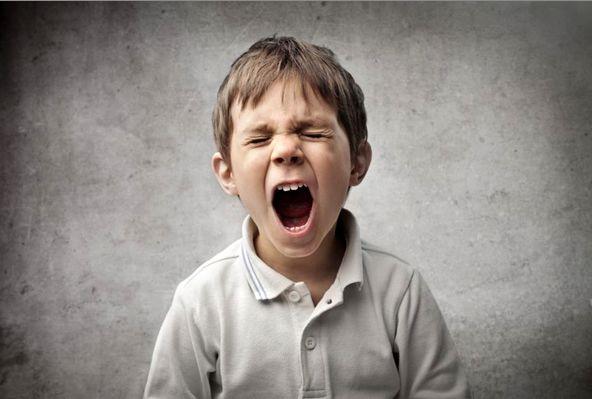 علت پرخاشگری در کودکان