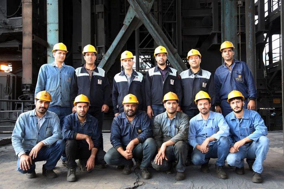 کک سازی ذوب آهن اصفهان در مسیر سبز