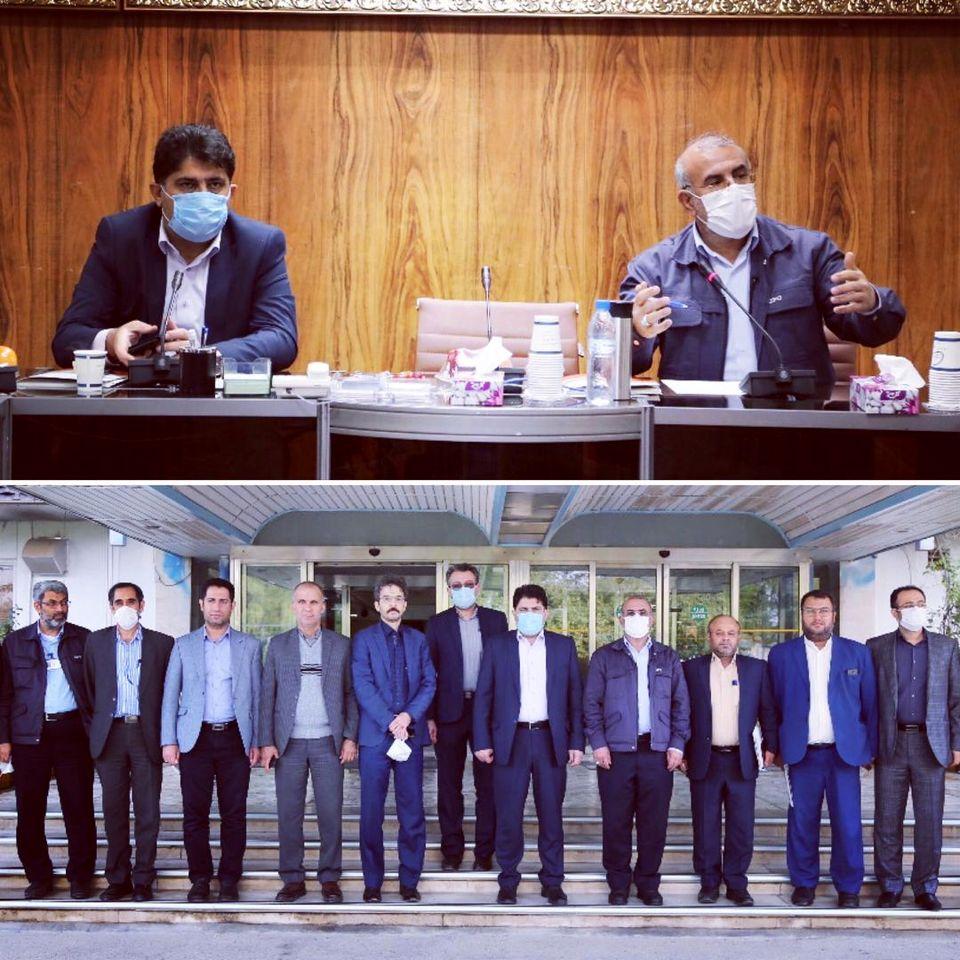 قدردانی مدیرعامل پتروشیمی بندرامام از حمایت و تسهیل گری سازمان صمت خوزستان