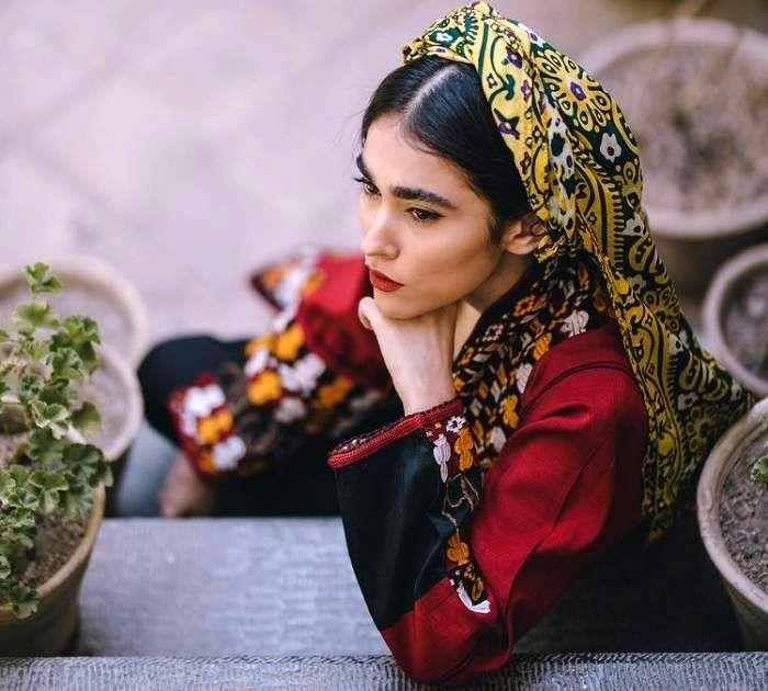 آدرینا صادقی بازیگر مائده در سریال احضار کیست؟ + بیوگرافی
