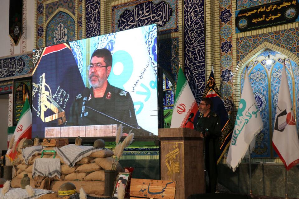 تقدیر و تشکر سخنگوی سپاه پاسداران از اقدامات انسان دوستانه فولاد سنگان