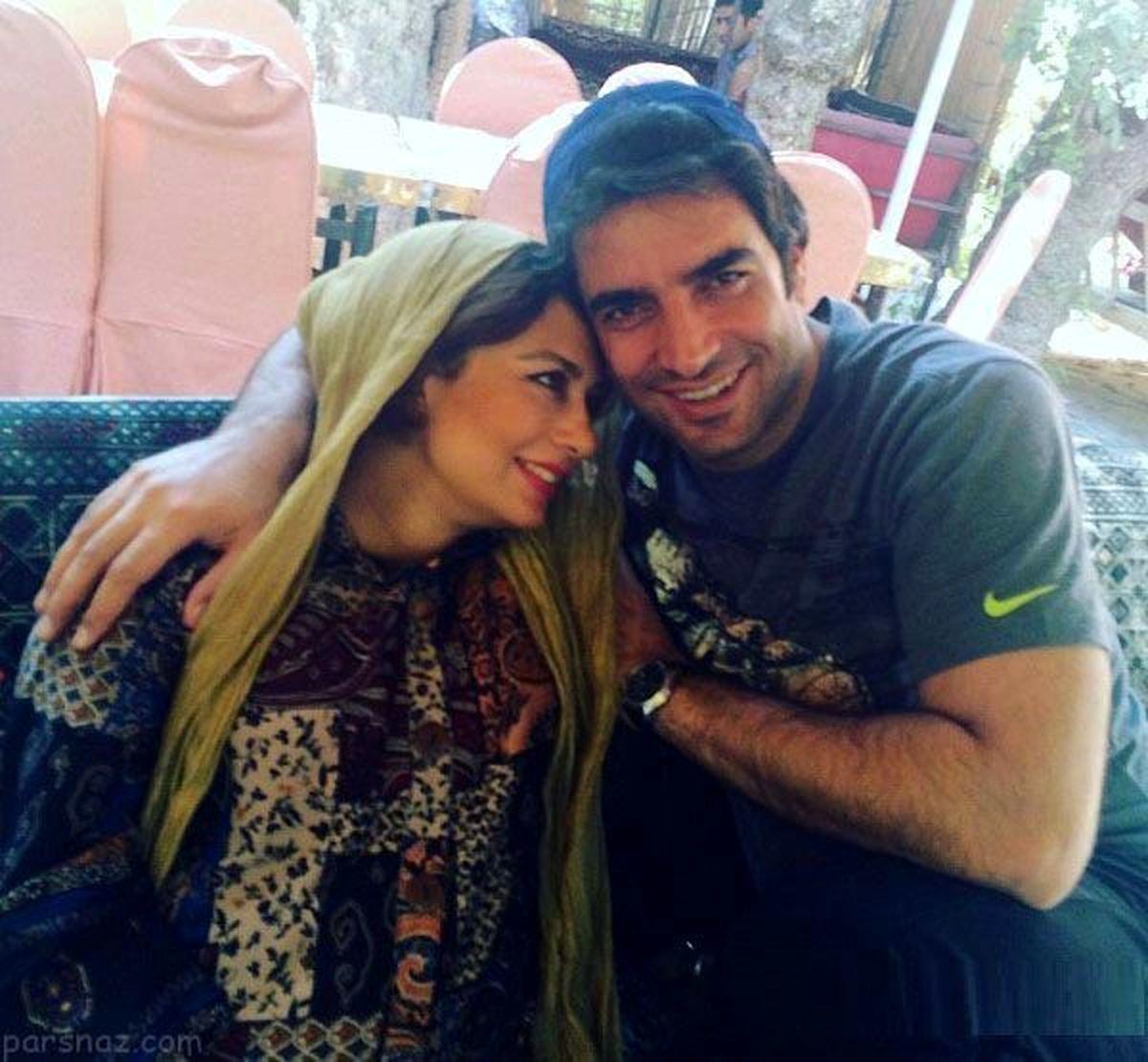 عکس عاشقانه یکتا ناصر و همسرش در مهمانی خصوصی بازیگران + عکس