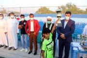 برگزاری مسابقات فوتسال بومیان درکیش