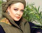 عکسی از بهاره رهنما در رستورانی بهشتی