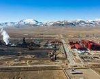 ثبت دومین رکورد تولید ماهیانه در کارخانه فولاد سفید دشت
