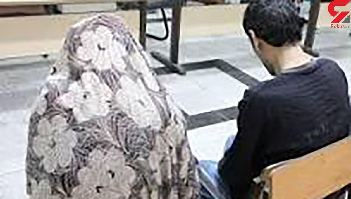انتقام سوزناک از شوهر عمه با اسید در خیابان کارون+جزئیات