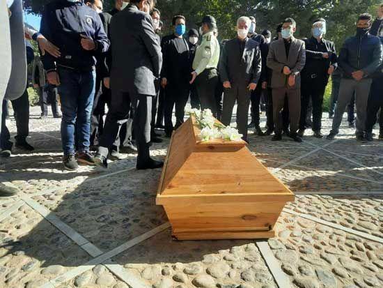 همخوانی مرغ سحر بعد از خاکسپاری محمدرضا شجریان + فیلم دیده نشده