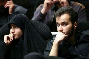 اظهار نظر عجیب دختر سردار سلیمانی در مورد انتخابات + عکس