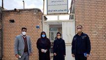 تقدیر تشکر مردم روستای دامغه از فولاد اکسین بابت کمک بهداشتی در زمان شیوع ویروس کرونا