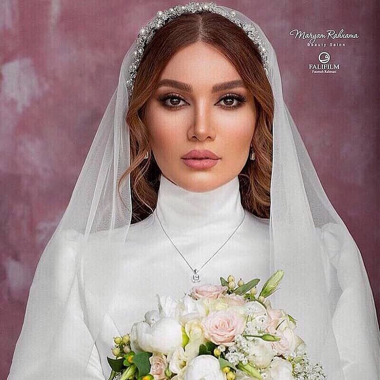 عاشقانه های متین ستوده و همسرش + عکس