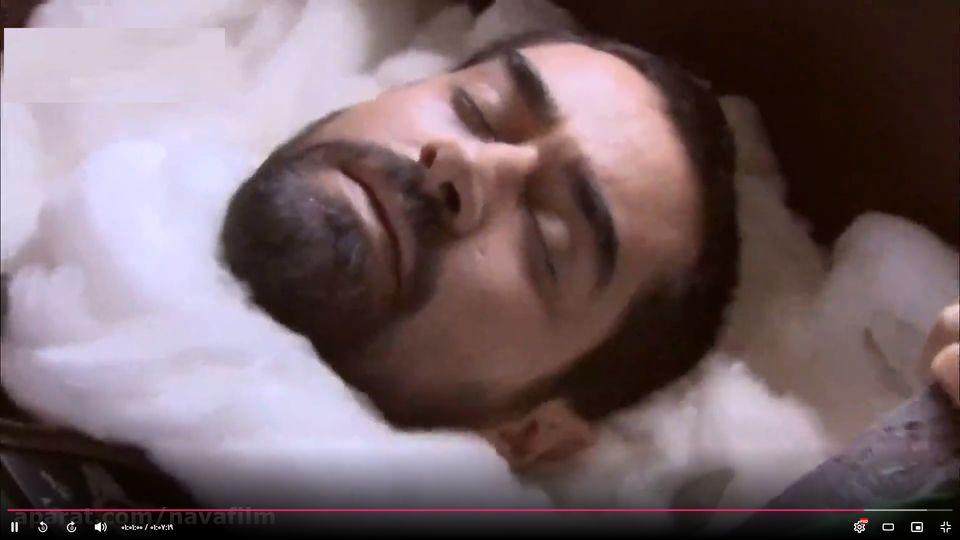 مرگ سراغ شهاب حسینی رفت / شهاب حسینی در همرفیق اشهدش را خواند + فیلم تکان دهنده