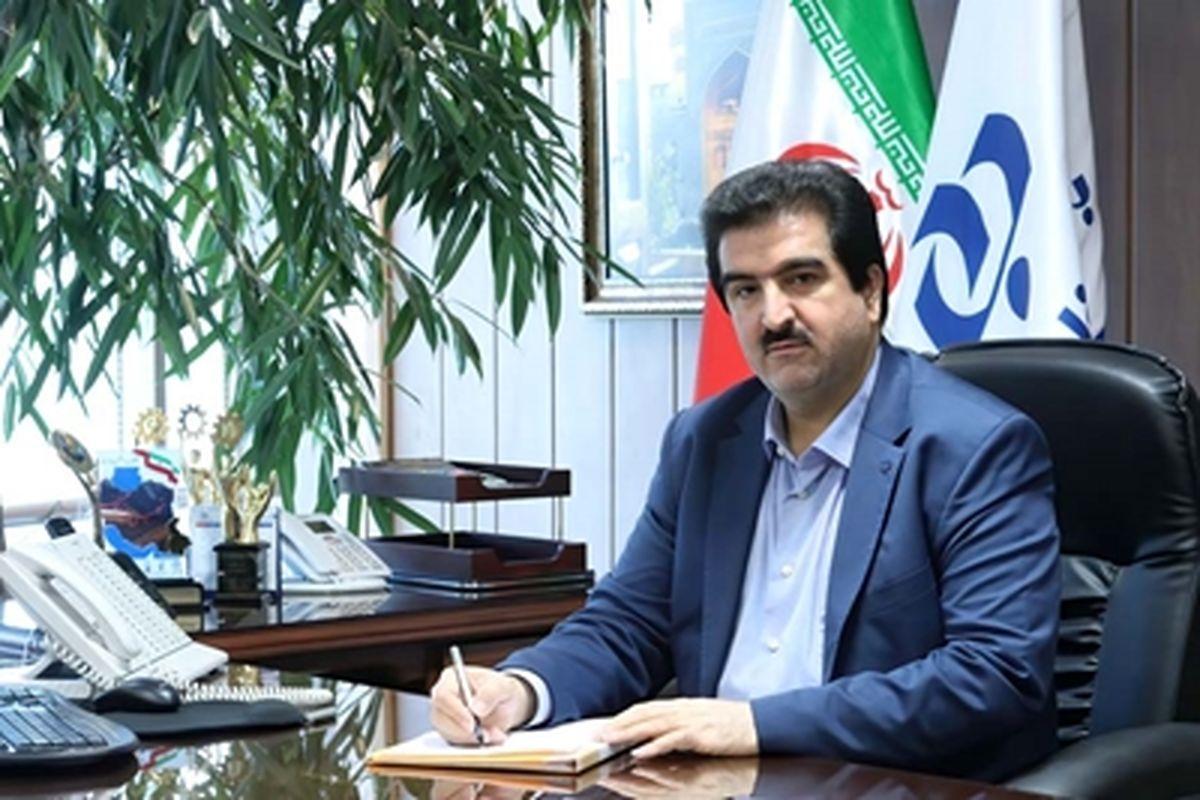 پیام تبریک مدیر عامل بانک رفاه به مناسبت فرا رسیدن عید سعید فطر