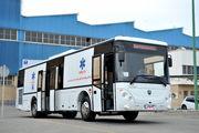 قدردانی وزیر بهداشت از تامین داخل اتوبوس آمبولانس ناوگان اورژانس کشور