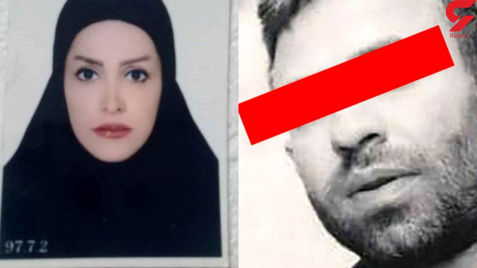 قتل وحشتناک زن جوان به دست شوهرش در گرگان + فیلم و عکس