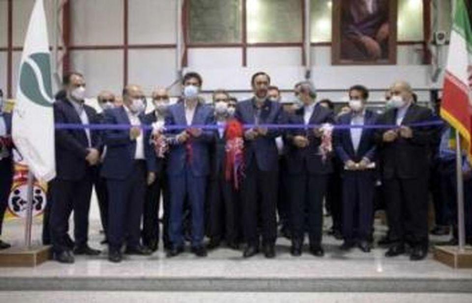 حضور پررنگ بانک تجارت در دومین نمایشگاه بینالمللی پتروشیمی ایران