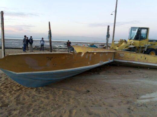 ساماندهی سیما و منظر روستایی و پاکسازی ساحل روستای عایشه آباد قشم آغاز شد