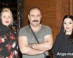 بیوگرافی مهران احمدی و همسرش + عکس