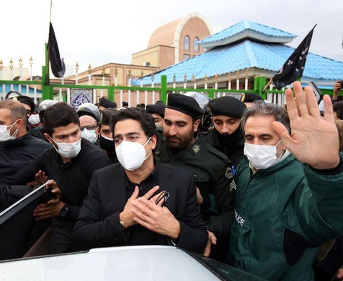 پخش زنده مراسم تشییع جنازه محمدرضا شجریان + زمان مراسم