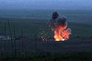 اصابت دو موشک به خاک ایران + عکس و فیلم