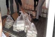 تهیه ۵ هزار بسته غذایی برای خانوادههای درگیر آبگرفتگی در ماهشهر