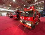 افزایش 7 دستگاه خودرو مجهز آتش نشانی در قشم